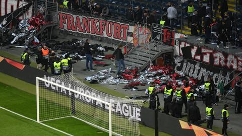 Imago Eintracht Choreo II