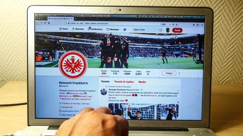 Eintracht Frankfurt Computer Spionage