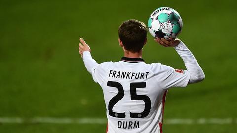 Imago Eintracht Frankfurt Durm