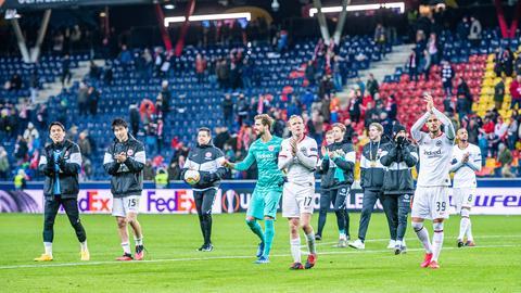 Imago EL Eintracht Salzburg