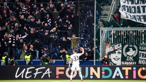 Imago Eintracht Europa League Reise