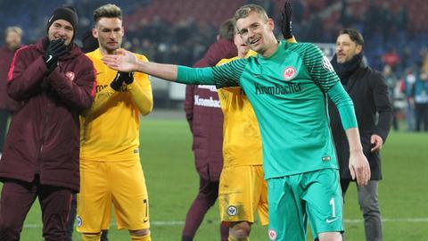 Imago Eintracht Jubel<
