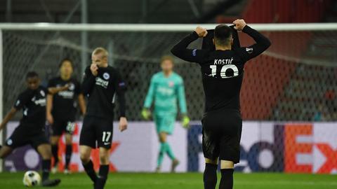 Imago Eintracht Lüttich