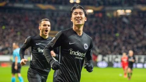 Imago Eintracht Salzburg