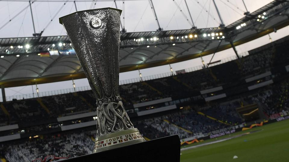 Der Europa-League-Pokal
