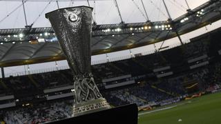 Der Europa-League-Pokal