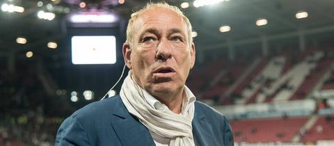 Peter Fischer von Eintracht Frankfurt