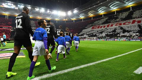 Eintracht-Heimspiel in der Europa League