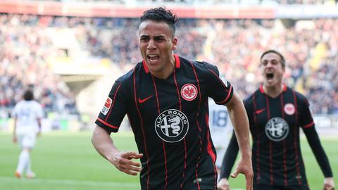 Änis Ben-Hatira, Eintracht Frankfurt