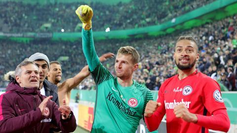 Hradecky ballt die Faust.