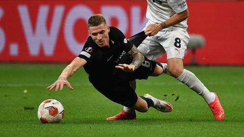 Kristijan Jakic von Eintracht Frankfurt