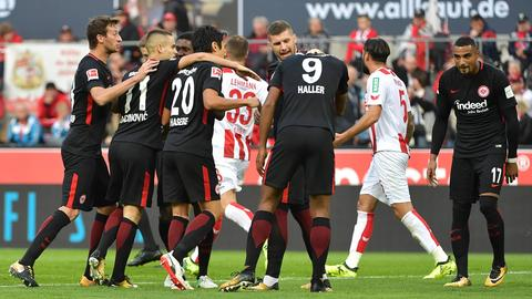 Imago Eintracht Jubel Köln