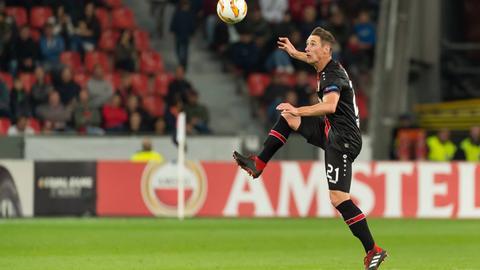 Dominik Kohr von Bayer Leverkusen