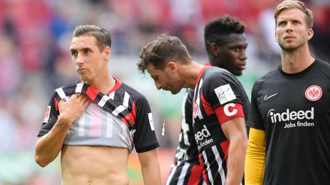Dominik Kohr von Eintracht Frankfurt
