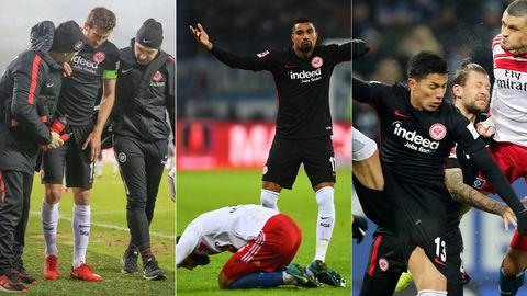 Imago Kombo HSV Eintracht