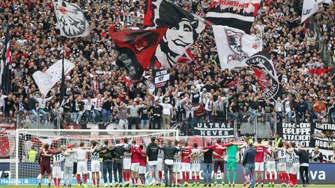 Imago Eintracht-Fans Leipzig