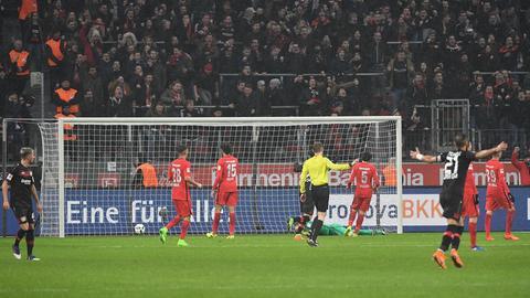 Imago Leverkusen Eintracht