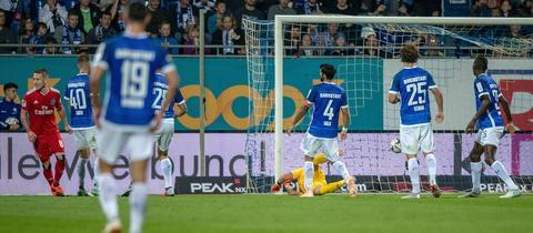 Darmstadt 98 verliert gegen den HSV