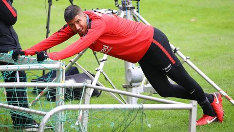 Slobodan Medojevic im Training von Eintracht Frankfurt