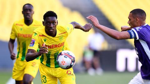 Kolo Muani vom FC Nantes