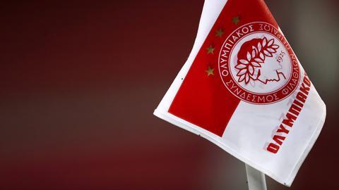 Das Logo von Olympiakos Piräus