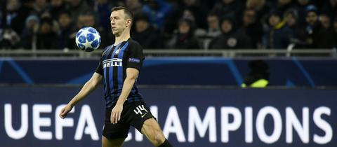 Ivan Perisic von Inter Mailand