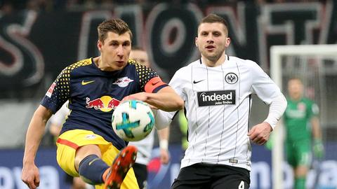 Ante Rebic in Aktion