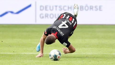 Ante Rebic von Eintracht Frankfurt