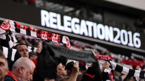 Eintracht Relegation