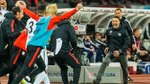 Imago Nürnberg Relegation Jubel