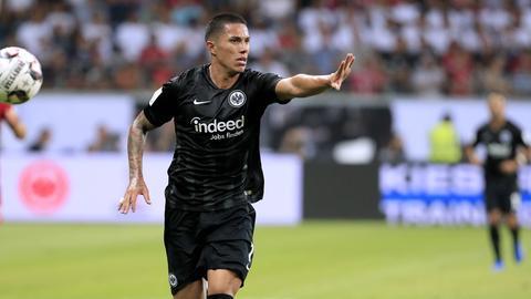 Eintracht-Verteidiger Carlos Salcedo