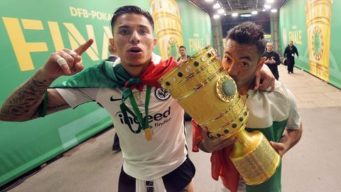 Salcedo, Fabian und der DFB-Pokal