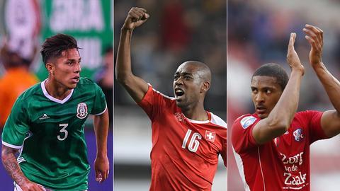 Collage: Salcedo, Fernandes, Haller
