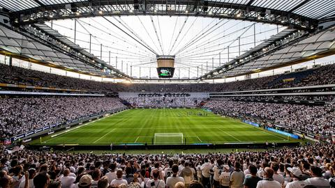 Fans von Eintracht Frankfurt