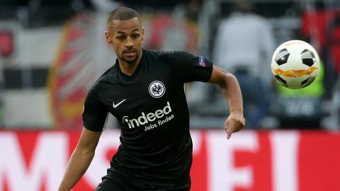 Djibril Sow von Eintracht Frankfurt