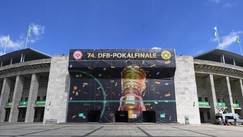 Imago Pokalfinale Stadion