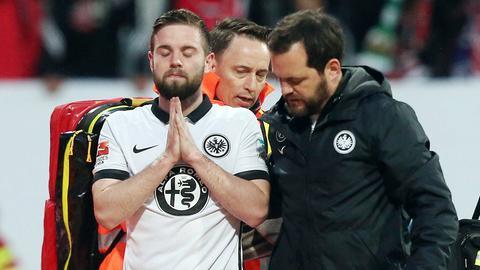 Marc Stendera von Eintracht Frankfurt