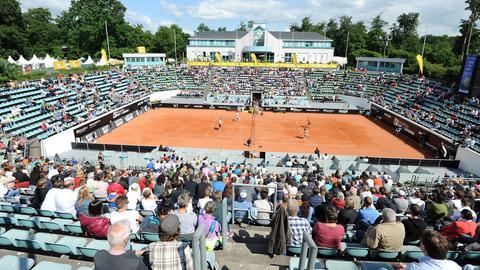 Tennis Sportpark an der Commerzbank-Arena