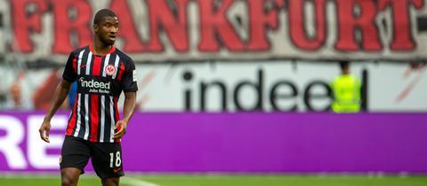 Almamy Toure von Eintracht Frankfurt