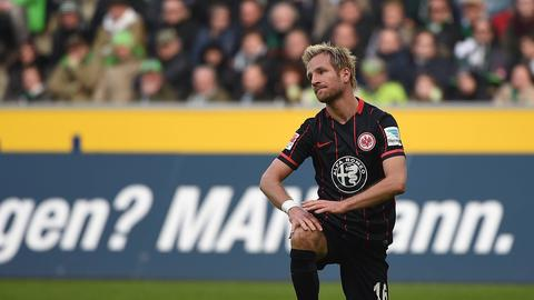 Stefan Aigner, Eintracht Frankfurt.