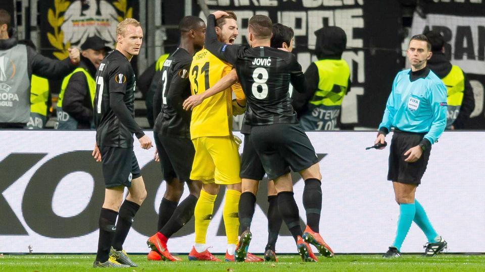 Inter Vs Frankfurt Wallpaper: Das Wichtigste Zum Eintracht-Spiel Gegen Inter