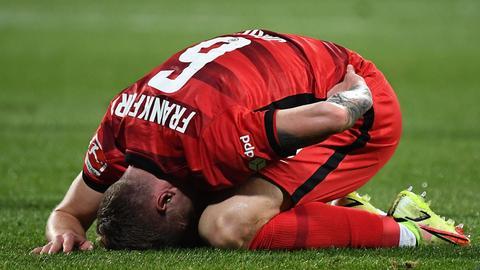 Verletzung Jakic gegen Bochum