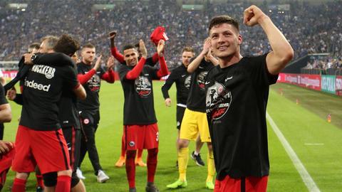 Eintracht-Stürmer Luka Jovic