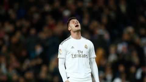 Luka Joviv bei Real Madrid