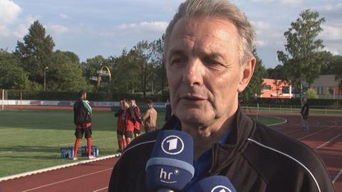 Eintracht-Legende Charly Körbel