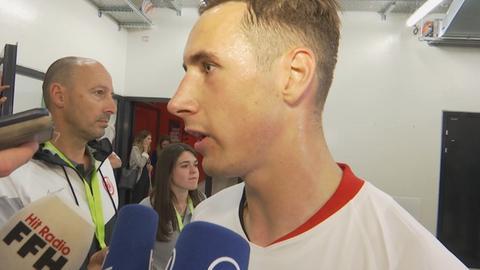 Dominik Kohr Eintracht Frankfurt still