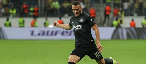 Filip Kostic Eintracht Frankfurt