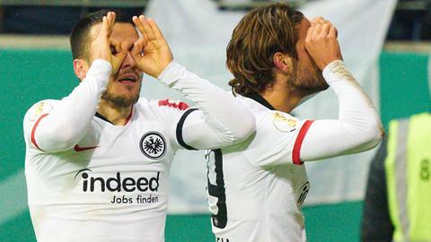 Filip Kostic Goncalo Paciencia Eintracht Frankfurt