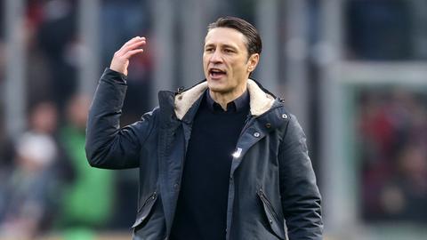 Niko Kovac winkt ab.