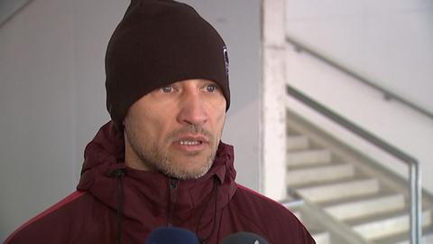 Niko Kovac, Trainer Eintracht Frankfurt